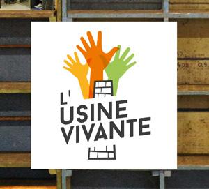 Logo Usine Vivante